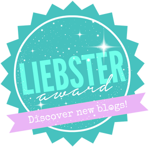 Grab My Wrist -- Liebster Award Nominee, 2016!