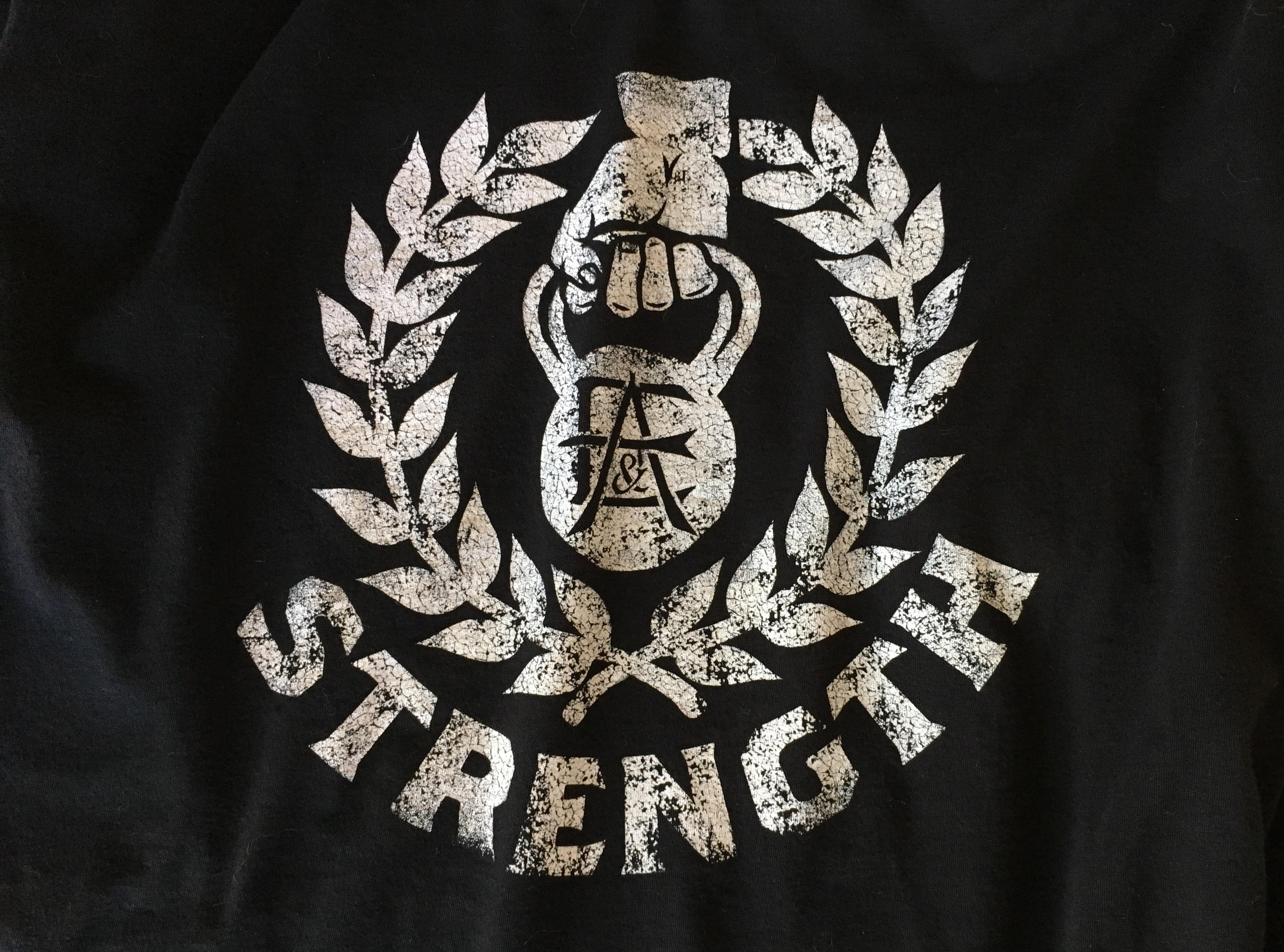 Empire and Aces Kettlebell Strength Tee Shirt