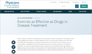 Aikido, and Exercise for Disease Treatment