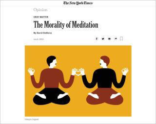 Mindfulness Practices and Compassion